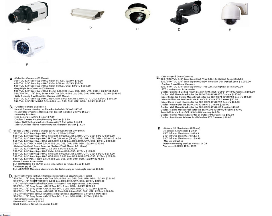 Cameras950